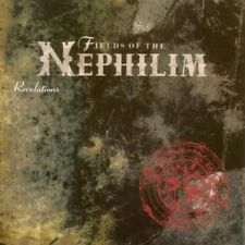 FIELDS OF THE NEPHILIM - REVELATIONS  CD NEW+