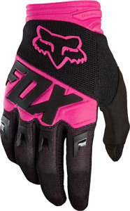Fox Racing Dirtpaw Race Glove Black/Pink