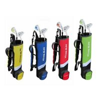 Young Gun BIRDIE Junior golf club Youth Set & bag for kids
