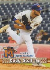 2018 Midland RockHounds Cody Stull RC Rookie Oakland Athletics