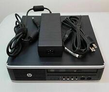 Ultra Slim Form Pc Hp 8200 Mini Desktop Computer Core i5 8Gb 160Gb Dvdi Win10