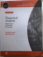 Numerical Analysis : Mathematics of Scientific Computing by David kincaid