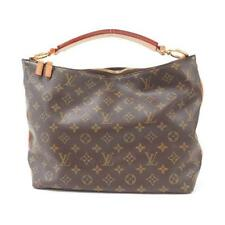 Authentic LOUIS VUITTON Monogram Sully PM M40586  #260-002-387-1724