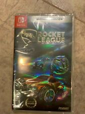 Rocket League Ultimate Edition - Nintendo Switch First Print Holographic Cover