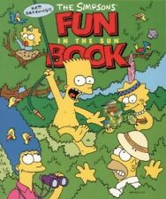 Good, The Simpsons Fun in the Sun Book, Matt Groening, Book