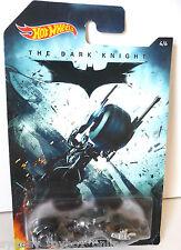 Hot Wheels Batman The Dark Knight BAT-POD (Last One) DISCOUNTED