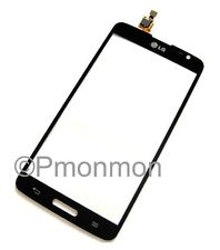 LG G Pro Lite D680 D682TR Front Touch Screen Digitizer Glass Replacement BlK OEM