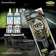 Anillo Xenon Gas Ultima Hb4 automóvil 12v 120% más brillantes actualización Faros Faro Bombillas
