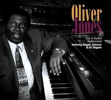 FREE US SHIP. on ANY 2 CDs! ~Used,VeryGood/Good CD Oliver Jones: Live in Baden S