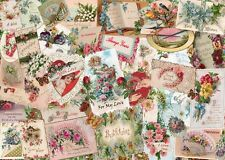 The House Of Puzzles - 500 BIG PIECE JIGSAW PUZZLE - Say With Flowers Big Pieces