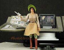 "Hasbro Star Wars 3.75"" Action-Figur 1:18 Adi Gallia Jedi Master 2004 Modell S280"