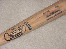 Dave Henderson H&B Game Used Bat 1986 Red Sox 1989 A's
