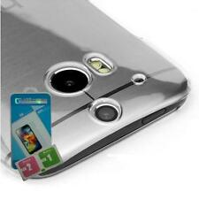 Étuis, housses et coques transparents HTC One M8 pour téléphone mobile et assistant personnel (PDA)