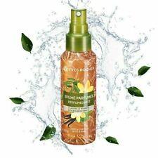 Yves Rocher Perfumed Mist Body Hair Bourbon Vanilla Sensual Natural Vegan 100 ml