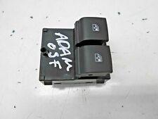 VAUXHALL ADAM 2012-18 OFFSIDE FRONT DOOR WINDOW SWITCHES (3DR) 13360337   #3685V