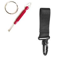 1 X PWL Nylon Key Hook & Pink Handcuff Key - Police  Security