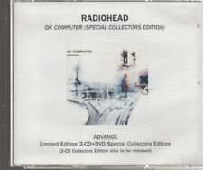 radiohead ok computer special collotors edition 2x cd i dvd promo