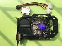 Gigabyte NVIDIA GeForce GTX 750 TI 2GB GTX750  HDMI DVI Gaming Graphics
