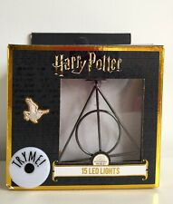 Harry Potter Deathly Hallows 15 Led Lights Home Decoration Perfect Gift For Fans