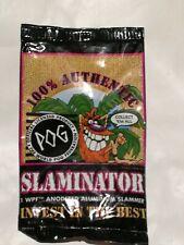 Slaminator, pog, aluminum, kini, metal, Slammers, WPF