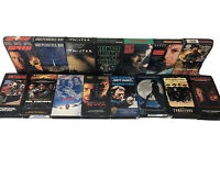 Lot Of 15 Classic 90s ACTION Movie Tapes VHS Cult Rare OOP Die Hard Speed TMNT