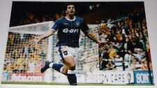 PABLO COUNAGO IPSWICH TOWN HAND SIGNED AUTOGRAPH 12X8 PHOTO