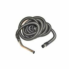 Fit All Central Vacuum Cleaner 30Ft Black Hose Complete W/Button # 06-1180-04