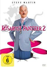 DER ROSAROTE PANTHER 2 - Steve Martin, Jean Reno, Alfred Molina - DVD*NEU*OVP