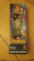 "Marvel Legends Avengers: Infinity War THOR 12"" Figure Hasbro"