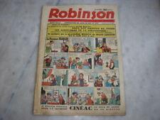 *** ROBINSON *** n° 020 - 13/09/1936