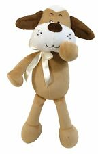 Stephan Baby Fun and Floppy Plush Pal, Brown Puppy