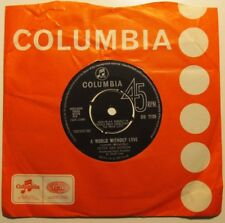 "Peter And Gordon-A World Without Love-DB 7225-Vinyl-7""-Single-1960s"