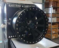 BLACK RHINO MENTA 9x18 6X139,7 CERCHIONI FORD RANGER TOYOTA HILUX DMAX FULLBACK