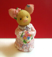 This Little Piggy Su-Eeet Bridesmaid Pig Enesco Tlp Figurine