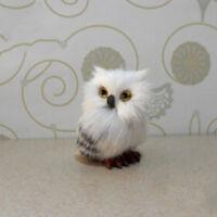 Christmas  Owl Animal Tree Hanging Brush Pendant Ornaments Tree Decor _UK