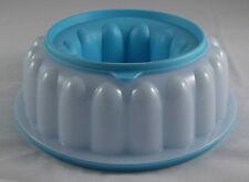 Tupperware Kleiner Prinz Kranz Sturzform Puddingform Form 1l Blau / Weiß Neu OVP