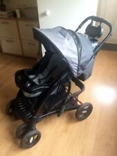 Mothercare Trenton Deluxe Complete Travel System in Black