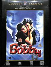 BOBBY Bollywood Hindi Movie DVD Raj Kapoor Collection Forever Classics