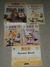 NHM NEW HEINEMANN MATHS 6th Grade 6 Teaching File+Textbook+Assessment+Answer Boo