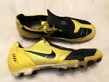 Nike Tiempo total 90 T90 Laser II FG Soccer cleats Football boots US8 Rooney