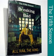 New factory sealed, Breaking Bad The Fifth Season DVD, 2013, 3-Disc Set