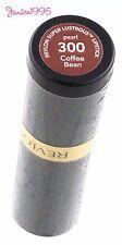 REVLON Super Lustrous Lipstick Pearl # 300 COFFEE BEAN