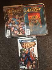 Action Comics New 52 Lot #1-52 Plus more! Superman Batman