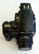 Mamiya 645 AFD ii ① w/ AF 80mm F2.8 Lens & HM401 Film Back