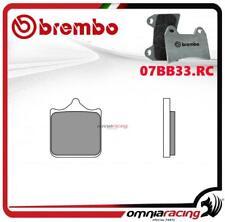 Brembo RC - Pastiglie freno organiche anteriori per Derbi 659 MULHACEN 2006>