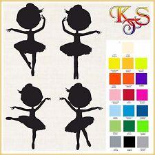 ♡♥ Bügelbild  Bügelbilder Hotfix Ballett Ballerina (2) Flex Folie 20 Fb ♡♥