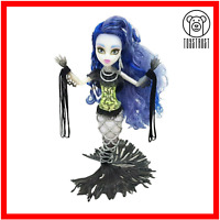 Monster High Freaky Fusion Sirena Von Boo Hybrid Doll Ghoul Mattel Retired