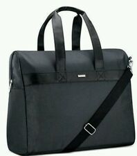 4df1c146f400 Giorgio Armani Parfums Duffle Black Bag Weekender Travel Gym Handbag -  Brand New