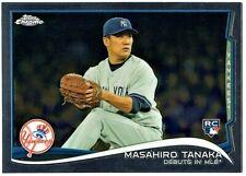 MASAHIRO TANAKA - 2014 TOPPS CHROME UPDATE RC