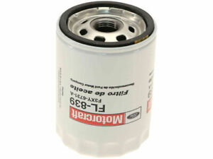 Motorcraft Spin-On Oil Filter fits Nissan NX 1991-1993 1.6L 4 Cyl 72RPPW
